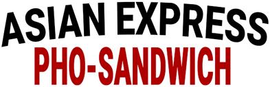 Asian Express Pho & Sandwich