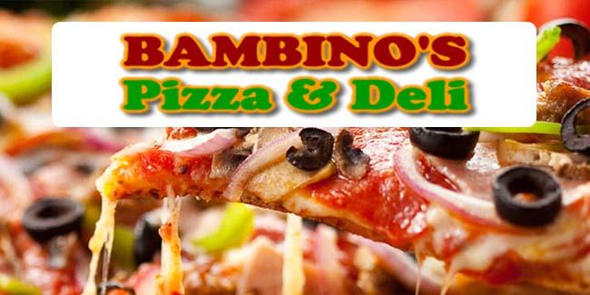 Bambino's Pizzaria And Deli