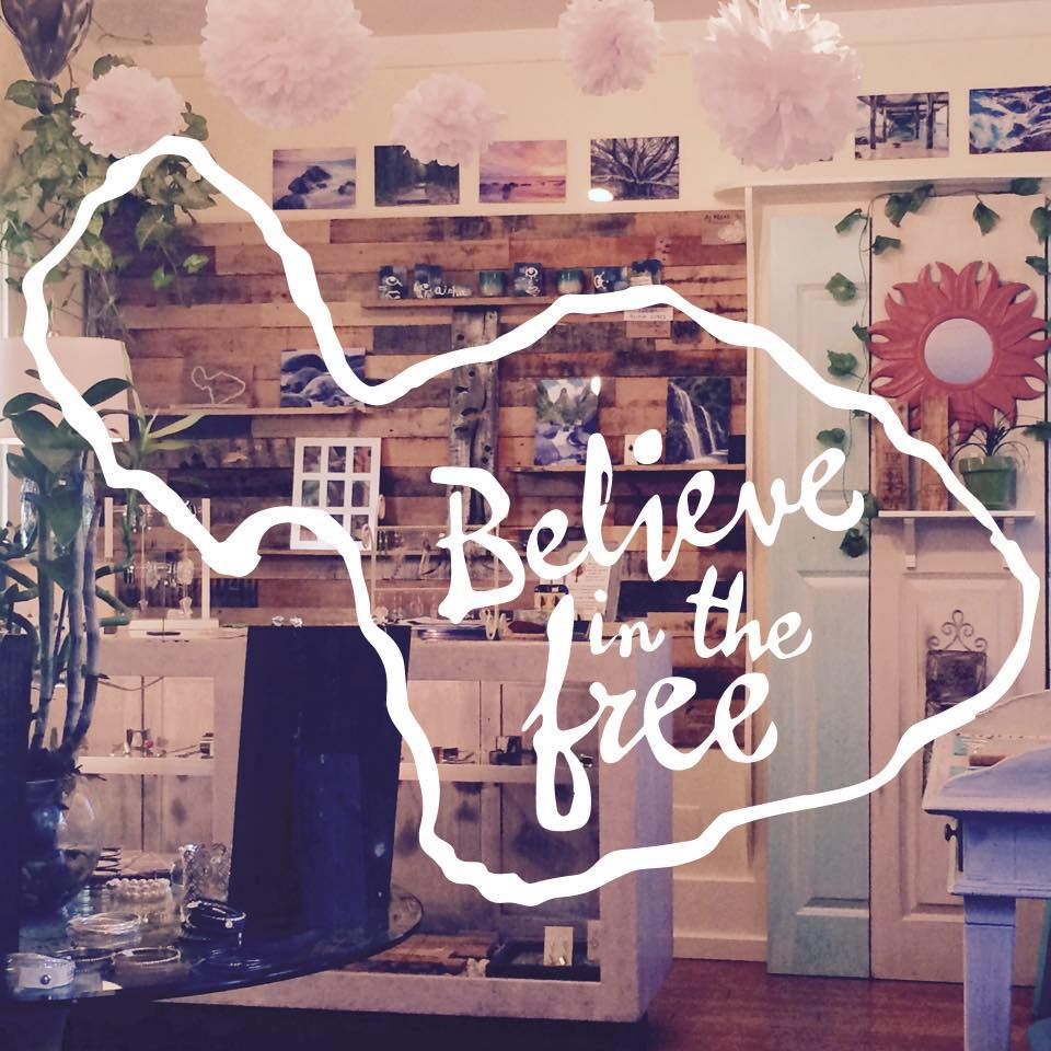 Believe In the Free Art Jewelry Studio