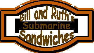 Bill & Ruth's Submarine Shop