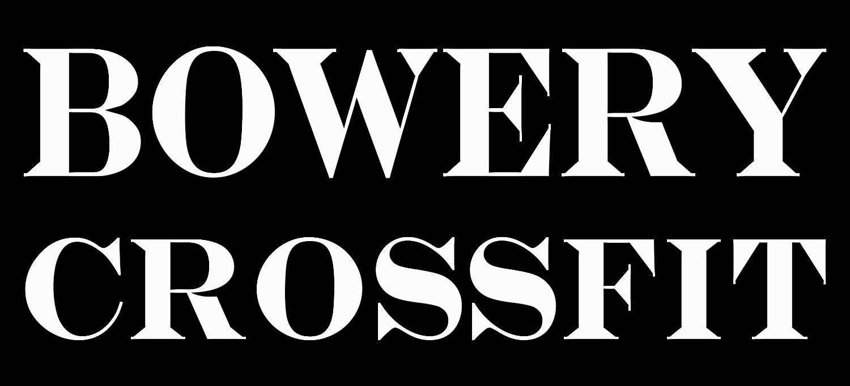Bowery CrossFit