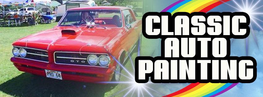 Classic Auto Painting