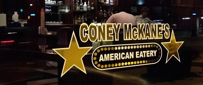 Coney Mckanes American Eatery