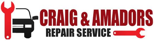 Craig & Amador's Repair Service