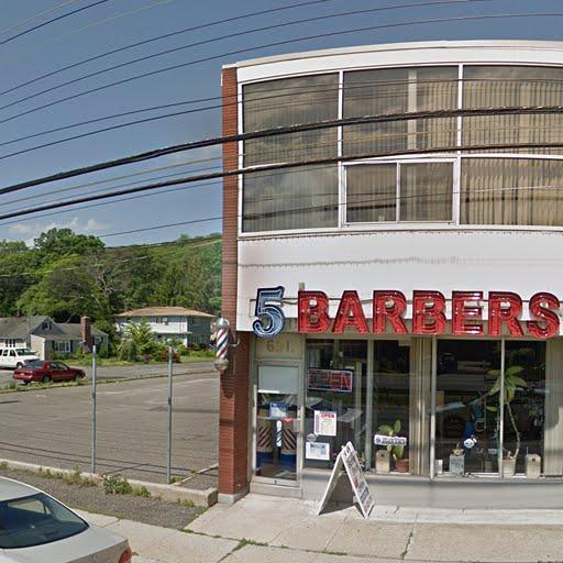 Five Barbers