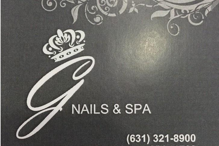 G Nails & Spa