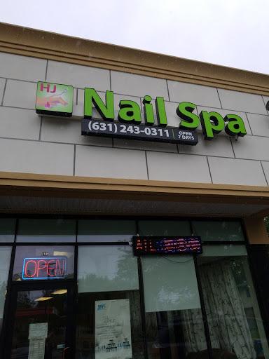 HJ Nails & Spa