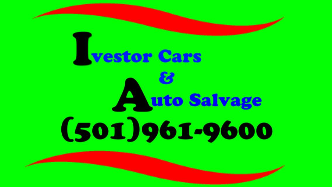 Investor Cars and Auto Salvage