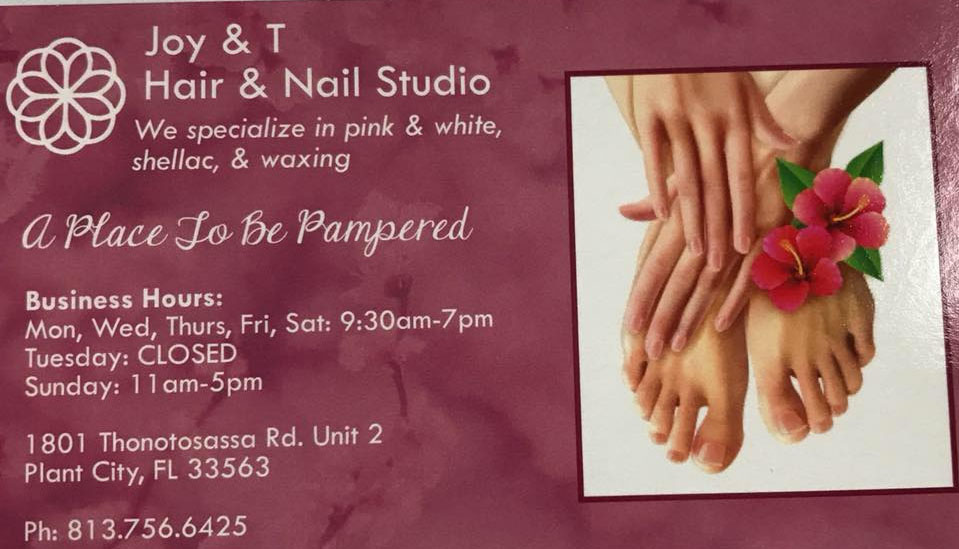 Joy & T Hair & Nail Studio