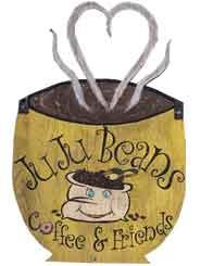 Ju Ju Beans Coffee and Friends