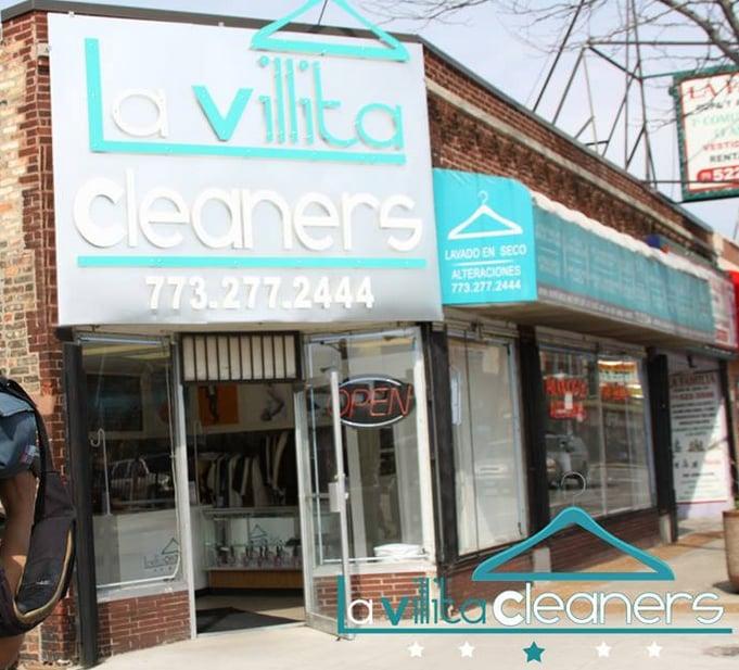 La Villita Cleaners & Tailor Shop Inc