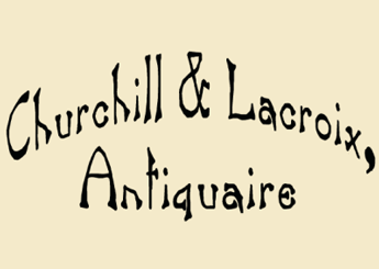 Churchill & Lacroix, Antiquaire