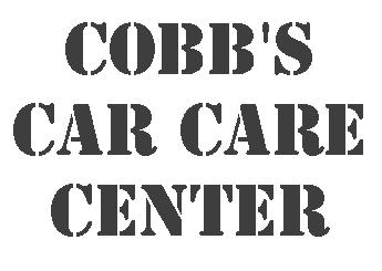 Cobb's Car Care Center