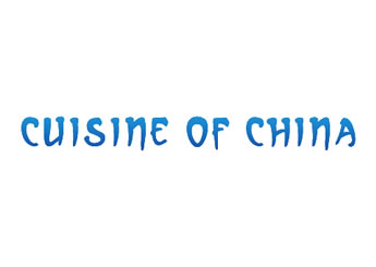 Cuisine of China