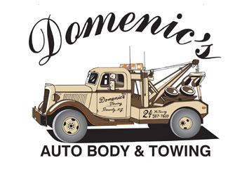 Domenic's Auto Body & Towing