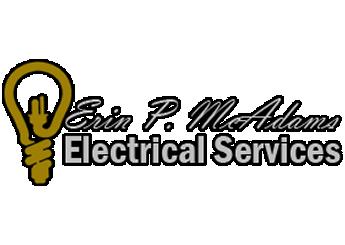 Erin P. McAdams Electrical Service