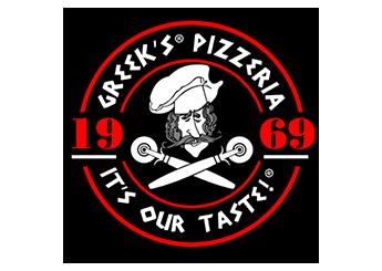 Greek's Pizzaria