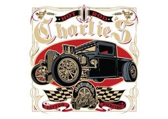 Hot Rod Charlies Tattoos Covington