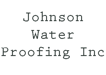 Johnson Water Proofing Inc