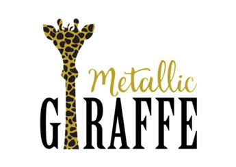 Metallic Giraffe