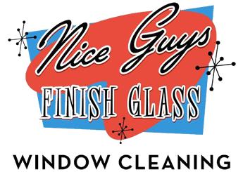 Nice Guys Finish Glass