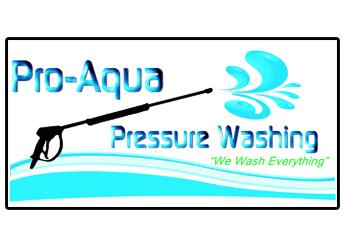 Pro-Aqua Pressure Washing