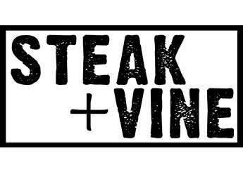 Steak + Vine