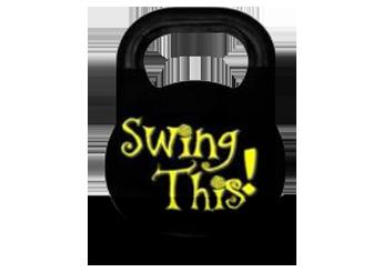 Swing This Kettlebell Studio