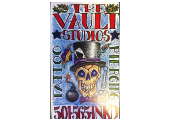 The Vault Studios Tattoo and Body Piercing