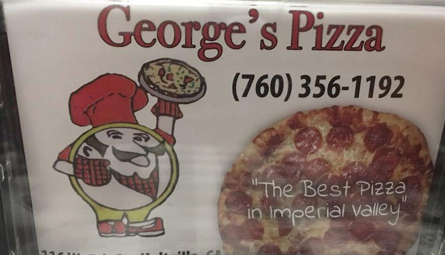 George's Golden Pizzeria