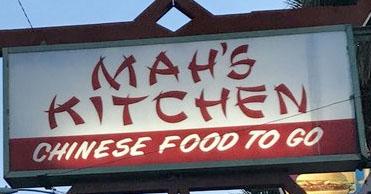 Mah's Kitchen