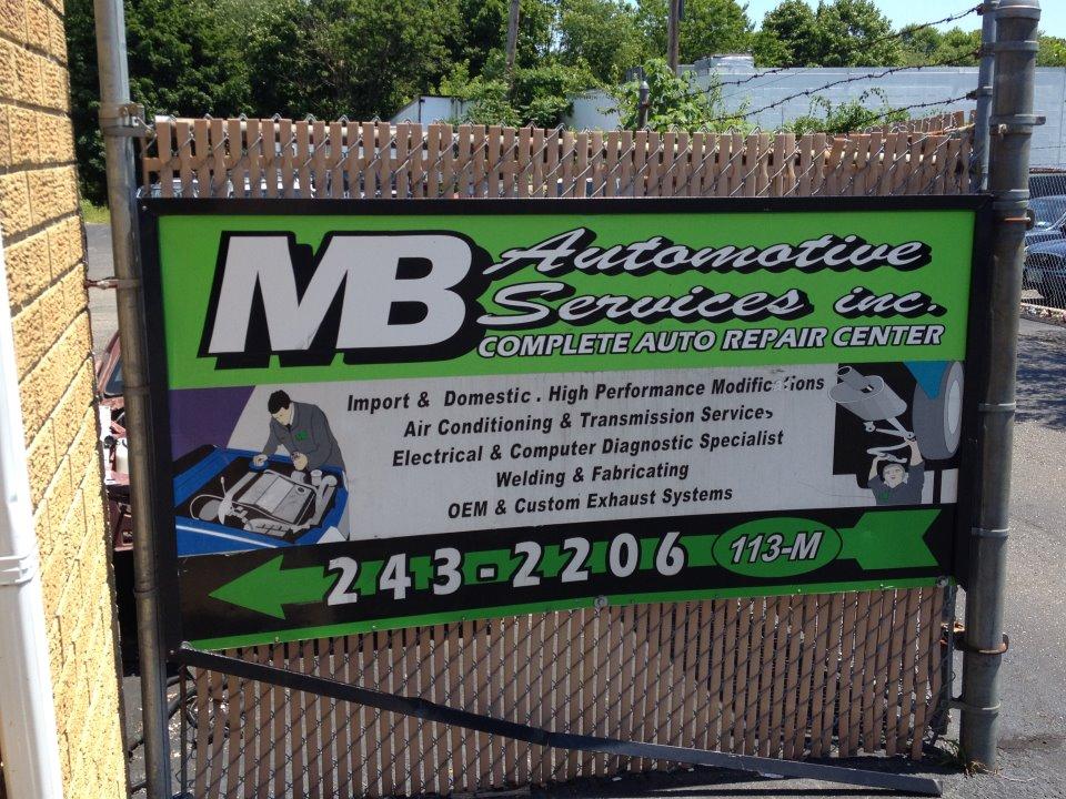MB Automotive Services Inc.