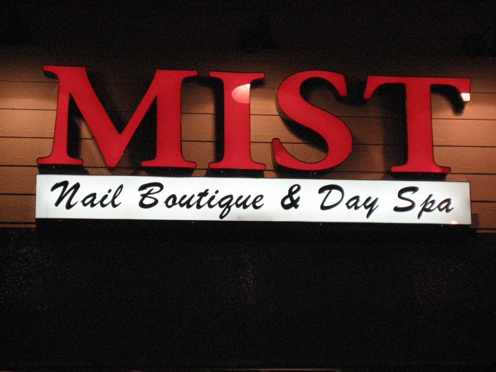 Mist Nail Boutique & Day Spa