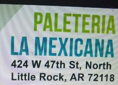 Paleteria La Mexicana