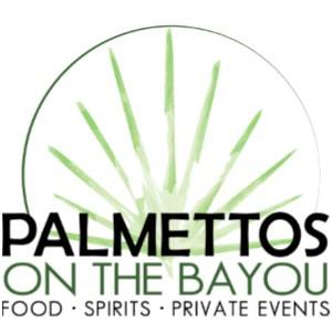 Palmettos On The Bayou
