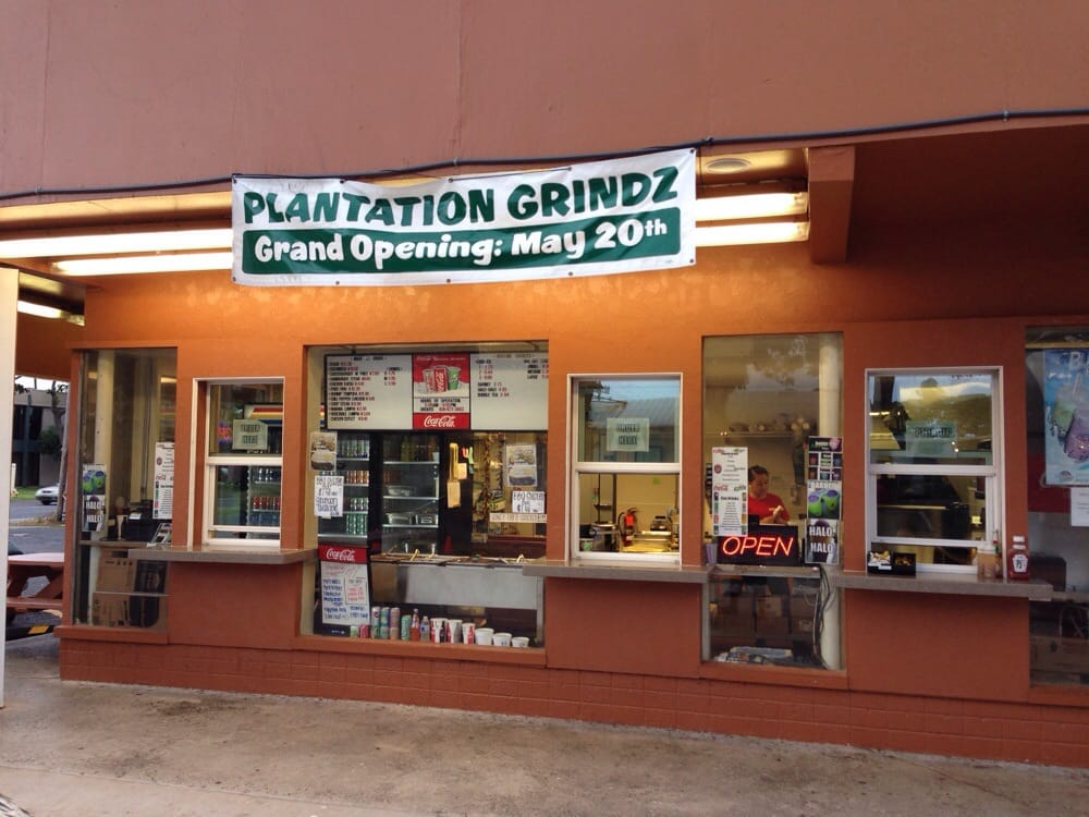 Plantation Grindz