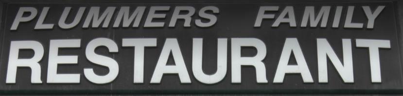 Plummers Family Restaurant