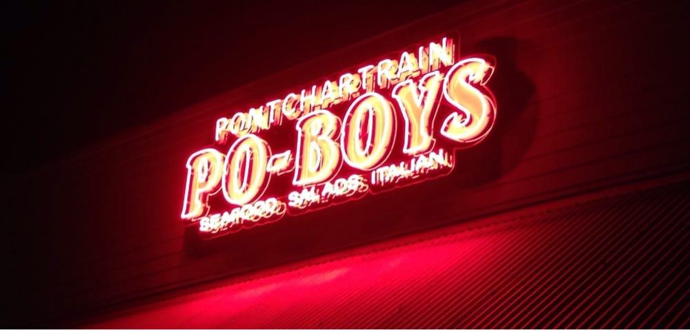 Pontchartrain Po-Boys