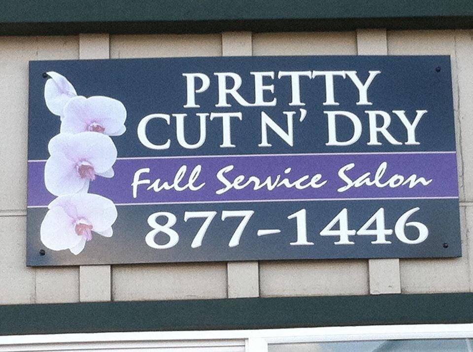 Pretty Cut N' Dry