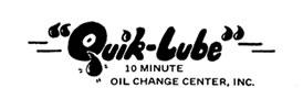 Quick Lube & Oil Change