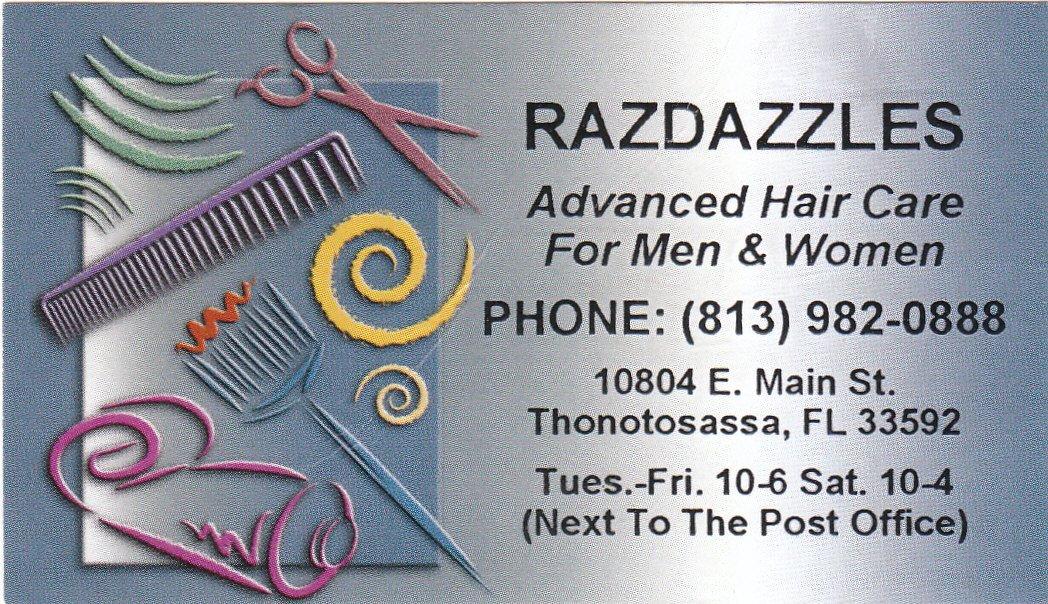 Razdazzles Salon