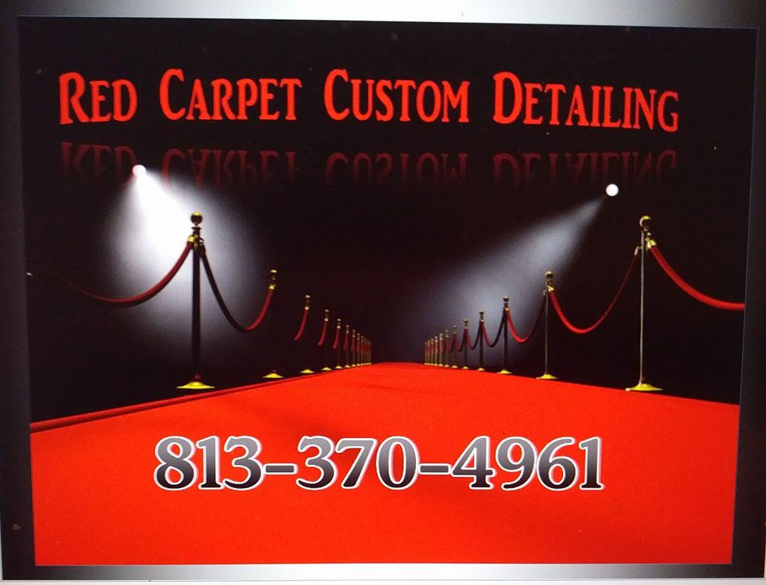 Red Carpet Detailing