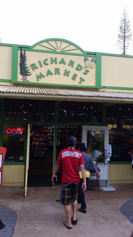 Richards Market