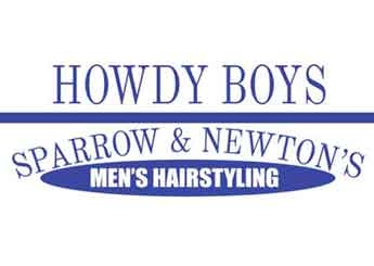 Sparrow & Newton's Men's Hair Styling