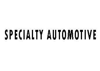 Specialty Automotive