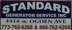 Standard Generator Service