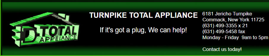 Turnpike Total Appliance