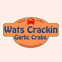 WATS Crackin Garlic CRABS