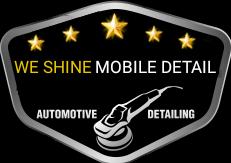 We Shine Mobile Detai