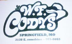 WF Cody's